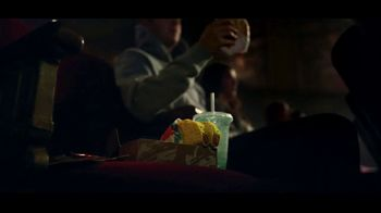 Taco Bell Triple Double Crunchwrap Box TV Spot, 'Movie Theater' - Thumbnail 4