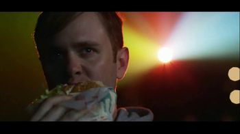Taco Bell Triple Double Crunchwrap Box TV Spot, 'Movie Theater'
