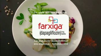 Farxiga TV Spot, 'Food, Family, Farxiga' - Thumbnail 10