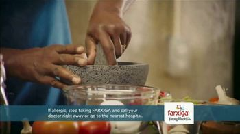 Farxiga TV Spot, 'Food, Family, Farxiga' - Thumbnail 5