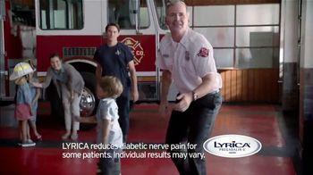Lyrica TV Spot, 'Firefighter: $25 a Month' - Thumbnail 10
