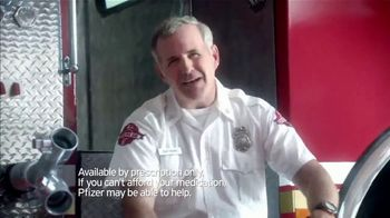 Lyrica TV Spot, 'Firefighter: $25 a Month'