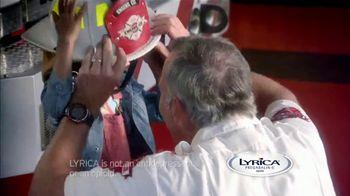 Lyrica TV Spot, 'Firefighter: $25 a Month' - Thumbnail 9