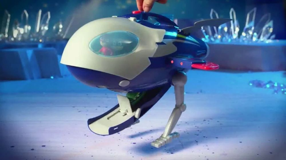 Pj Masks Super Moon Adventure Hq Rocket Tv Commercial Save The Day