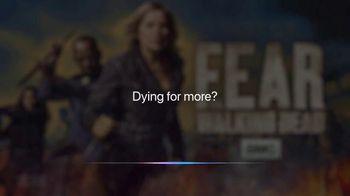 Apple iPhone Siri TV Spot, 'AMC: Fear the Walking Dead'