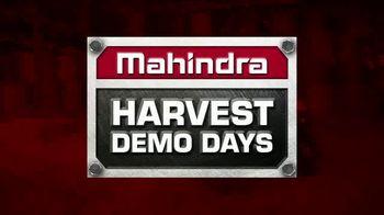 Mahindra Harvest Demo Days TV Spot, 'A Real Workhorse' - Thumbnail 10