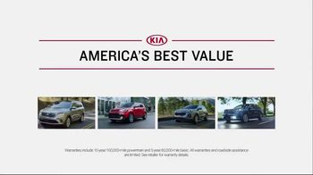 Kia SUVs TV Spot, 'We Put the U in SUV' [T2]
