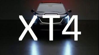 2019 Cadillac XT4 TV Spot, 'No Sequels' [T1]