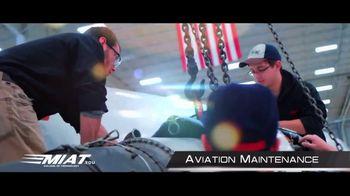 MIAT College of Technology TV Spot, 'Aviation Maintenance Program' - Thumbnail 7
