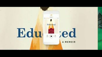 Audible Inc. TV Spot, 'Listen for a Change: Review Educated' - Thumbnail 8