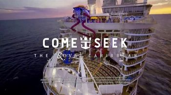 Royal Caribbean Cruise Lines TV Spot, 'Never Say Never Land: Play Hard' - Thumbnail 10