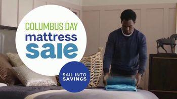 Ashley HomeStore Columbus Day Mattress Sale TV Spot, 'Starts Now' - Thumbnail 2