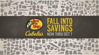 Bass Pro Shops Fall Into Savings TV Spot, 'Fall Clothing'