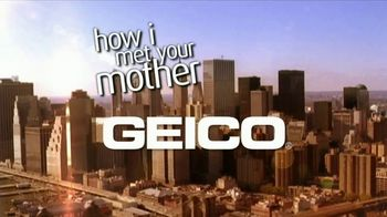 GEICO TV Spot, 'How I Met Your Mother: Carrying a Lot of Money' - Thumbnail 9