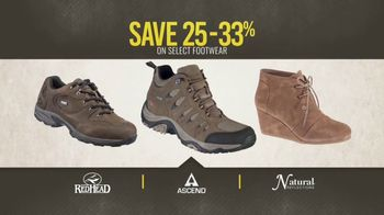 Bass Pro Shops Fall Into Savings TV Spot, 'Wolverine Boots' - Thumbnail 4