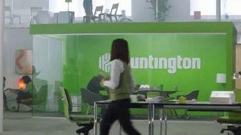 Huntington National Bank TV Spot, 'Self Driving Cart' - Thumbnail 1
