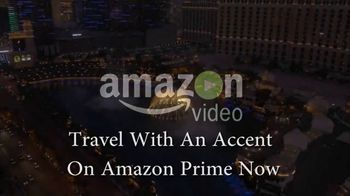 Amazon Prime Video TV Spot, 'Travel With an Accent' - Thumbnail 2