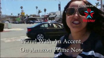 Amazon Prime Video TV Spot, 'Travel With an Accent' - Thumbnail 3