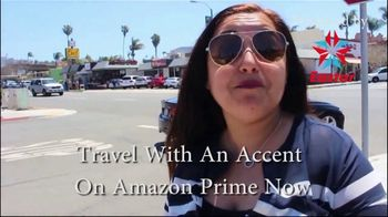 Amazon Prime Video TV Spot, 'Travel With an Accent' - Thumbnail 4