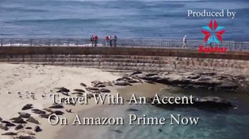 Amazon Prime Video TV Spot, 'Travel With an Accent' - Thumbnail 7