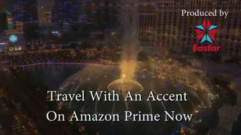 Amazon Prime Video TV Spot, 'Travel With an Accent' - Thumbnail 8