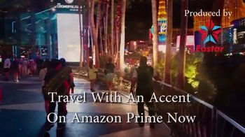 Amazon Prime Video TV Spot, 'Travel With an Accent' - Thumbnail 9