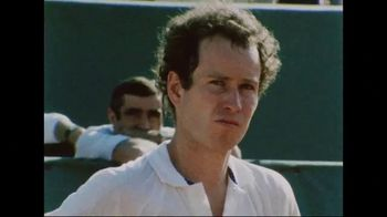 John McEnroe: In the Realm of Perfection - 11 commercial airings