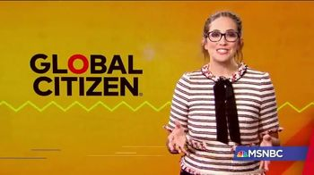MSNBC Global Citizen Festival App TV Spot, 'This Generation' - Thumbnail 5