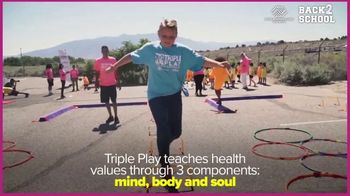 Boys & Girls Clubs of America TV Spot, 'Heart Threads: Triple Play Day' - Thumbnail 2