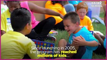 Boys & Girls Clubs of America TV Spot, 'Heart Threads: Triple Play Day' - Thumbnail 5