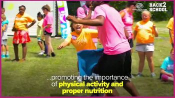 Boys & Girls Clubs of America TV Spot, 'Heart Threads: Triple Play Day' - Thumbnail 6