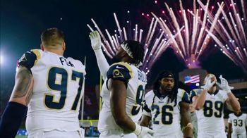 Los Angeles Rams TV Spot, '2018 Rams vs. Vikings' - Thumbnail 5