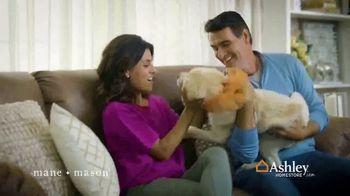 Ashley HomeStore Columbus Day Sale TV Spot, 'Introducing Mane + Mason' - Thumbnail 4
