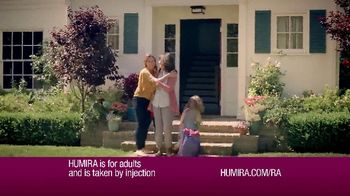 HUMIRA [Arthritis] TV Spot, 'The Clock is Ticking'