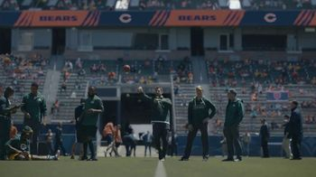Bose Noise Cancelling TV Spot, 'Focus. On.' Featuring Aaron Rodgers - Thumbnail 1