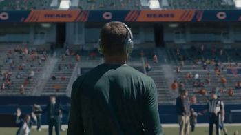 Bose Noise Cancelling TV Spot, 'Focus. On.' Featuring Aaron Rodgers - Thumbnail 6
