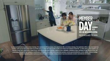Sears Member Day TV Spot, 'Kenmore: los momentos' [Spanish] - Thumbnail 8