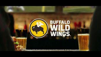 Buffalo Wild Wings Gameday Menu TV Spot, 'Buenos amigos' [Spanish] - Thumbnail 7