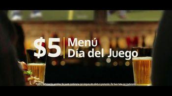 Buffalo Wild Wings Gameday Menu TV Spot, 'Buenos amigos' [Spanish] - Thumbnail 6