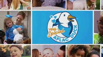 Aflac TV Spot, 'WE tv: My Special Aflac Duck'
