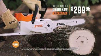 STIHL TV Spot, 'Jen and Justin: Blower and Chain Saw' - Thumbnail 8