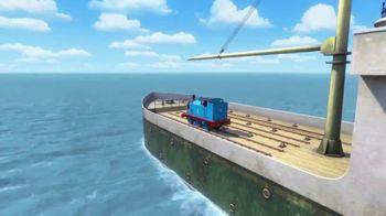 Thomas & Friends TrackMaster Boat and Sea Set TV Spot, 'Off the Tracks' - Thumbnail 4