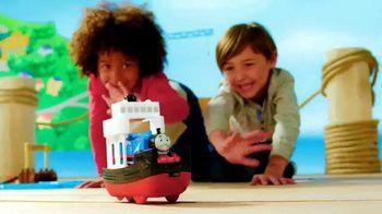 Thomas & Friends TrackMaster Boat and Sea Set TV Spot, 'Off the Tracks' - Thumbnail 7