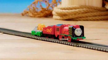 Thomas & Friends TrackMaster Boat and Sea Set TV Spot, 'Off the Tracks' - Thumbnail 8