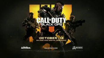 Call of Duty: Black Ops IIII TV Spot, 'Launch Gameplay Trailer' - Thumbnail 10