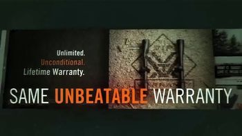 Outdoor Channel: Lifetime Warranty thumbnail