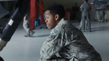 U.S. Department of Defense TV Spot, 'Bigger Than Myself' - Thumbnail 7
