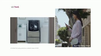 LG ThinQ TV Spot, 'Say Hello to Your New World' - Thumbnail 5