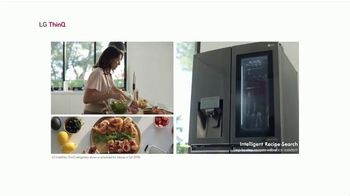 LG ThinQ TV Spot, 'Say Hello to Your New World' - Thumbnail 6