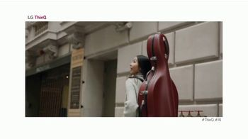 LG ThinQ TV Spot, 'Say Hello to Your New World' - Thumbnail 8